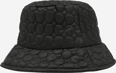 OBJECT Шапка с периферия 'HELLA' в черно, Преглед на продукта