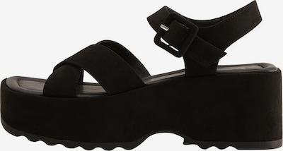 MANGO Sandals 'Spicy' in Black, Item view