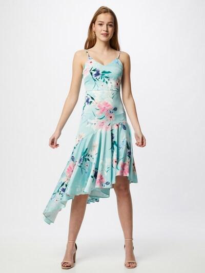 Rochie Lipsy pe albastru / mai multe culori, Vizualizare model