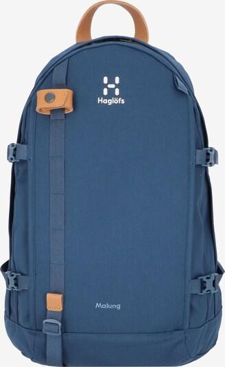Haglöfs Rucksack 'Malung' in blau, Produktansicht