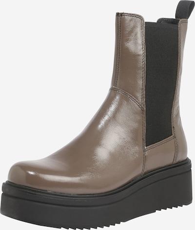 VAGABOND SHOEMAKERS Stiefelette 'Tara' in taupe / schwarz, Produktansicht