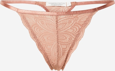 Underprotection String 'Luna' in hellbeige, Produktansicht