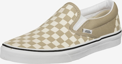 VANS Slip-on 'UA Classic' in ecru / white, Item view