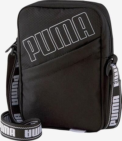 PUMA Umhängetasche in schwarz / weiß, Produktansicht