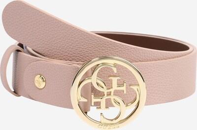 GUESS Opasek 'Sandrine' - zlatá / růžová, Produkt