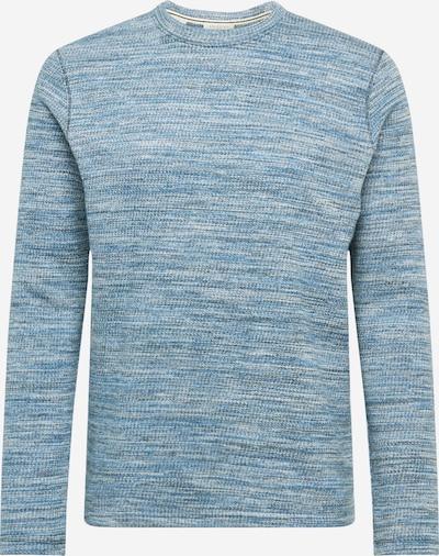 SELECTED HOMME Pulover 'SLHJAY' | progasto modra barva, Prikaz izdelka
