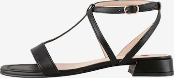 Högl Sandalette in Schwarz