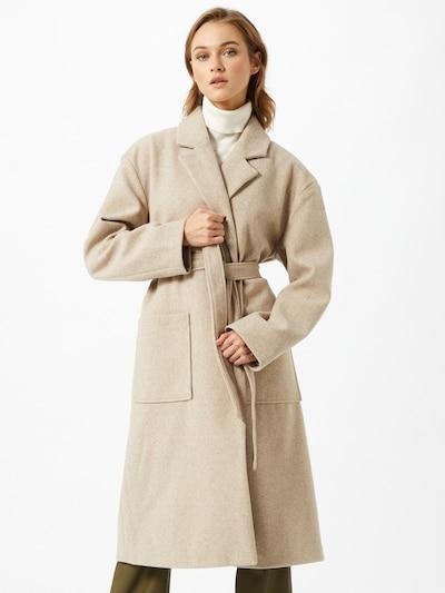 Gina Tricot Mantel 'Irma' in beige, Modelansicht