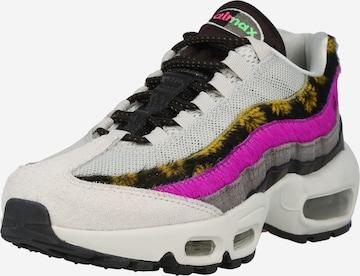 Nike Sportswear Trampki niskie w kolorze szary