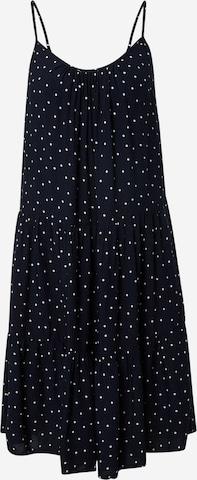 Hailys Summer Dress 'Lua' in Blue