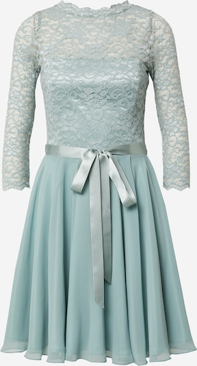 SWING Cocktail dress in pastel green: Frontal view