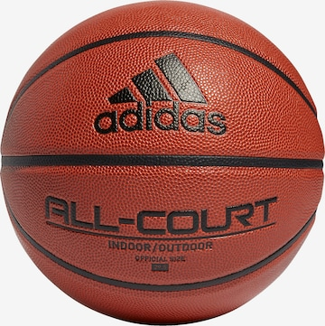 ADIDAS PERFORMANCE Ball in Brown