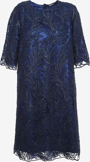 Madam-T Jurk 'Milana' in de kleur Blauw, Productweergave