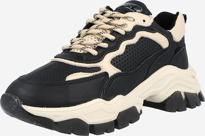 Sneaker low 'Tayke-Over' BRONX pe bej / negru, Vizualizare produs