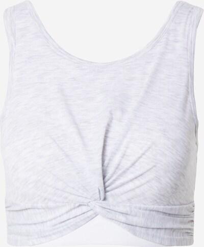Cotton On Sportovní top - šedý melír, Produkt