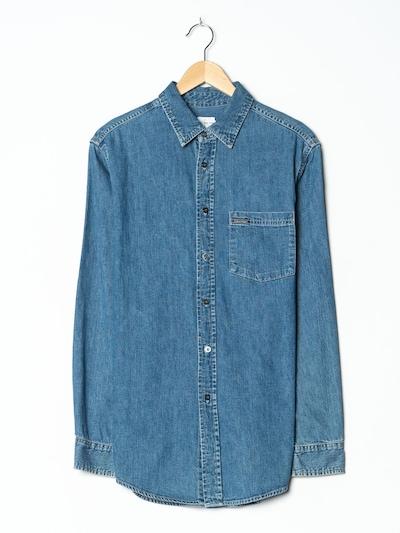 Calvin Klein Jeans Jeanshemd in XL in blau, Produktansicht