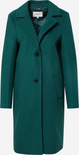 Palton de primăvară-toamnă s.Oliver pe verde smarald, Vizualizare produs