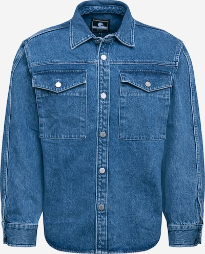 EDWIN Shirt 'Valter' in Blue denim, Item view
