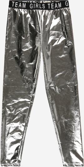 Leggings OVS pe negru / argintiu, Vizualizare produs
