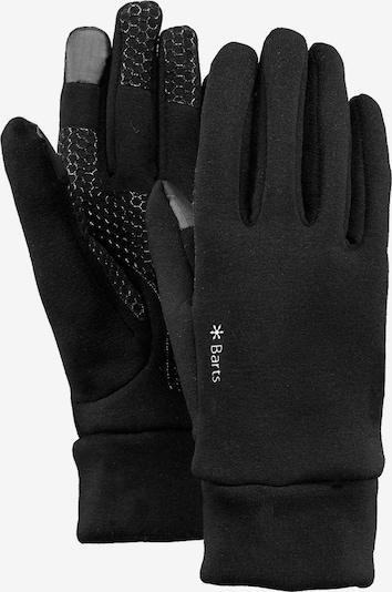 Barts Full Finger Gloves in Anthracite / Black, Item view