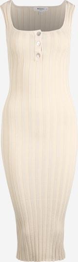 Missguided (Petite) Kleid in beige / naturweiß, Produktansicht