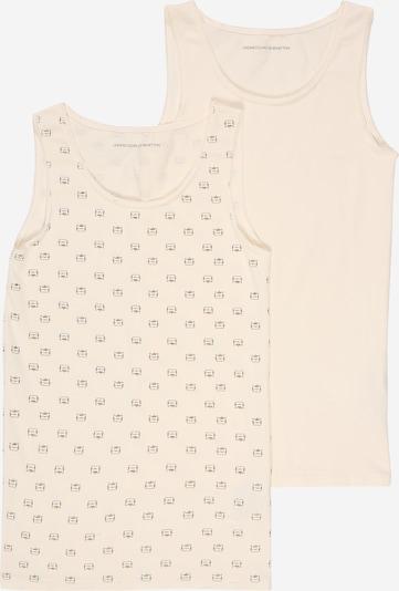 UNITED COLORS OF BENETTON Onderhemd in de kleur Beige / Mosterd / Rosa / Zwart, Productweergave