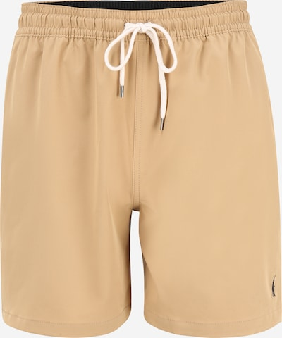 POLO RALPH LAUREN Kratke kopalne hlače 'TRAVELER' | bež barva, Prikaz izdelka