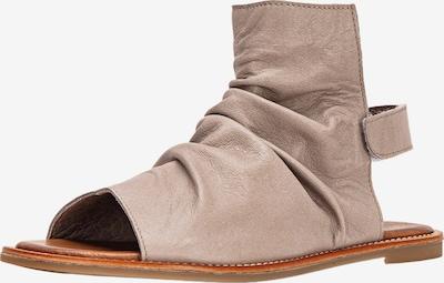 INUOVO Sandale in greige, Produktansicht