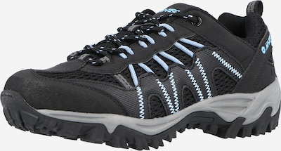 HI-TEC Ниски обувки 'JAGUAR' в светлосиньо / черно, Преглед на продукта