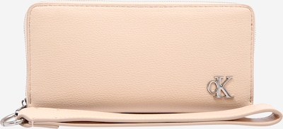 Calvin Klein Jeans Kukkaro värissä samppanja, Tuotenäkymä