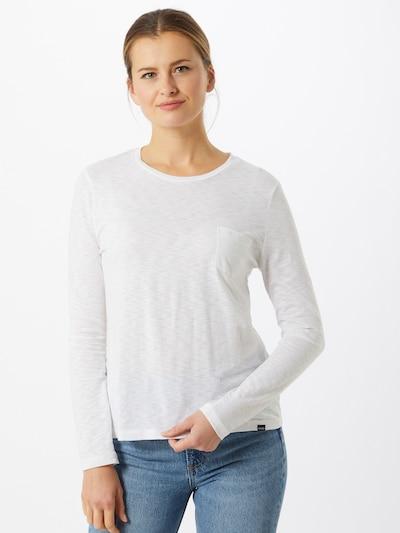 Superdry Koszulka w kolorze białym: Widok z przodu