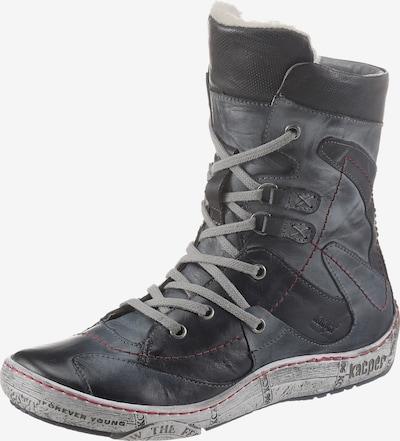KACPER Schuh in grau / graphit, Produktansicht