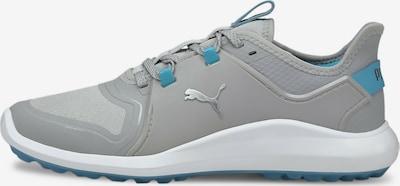 PUMA Sportschuh 'IGNITE FASTEN8' in blau / grau, Produktansicht