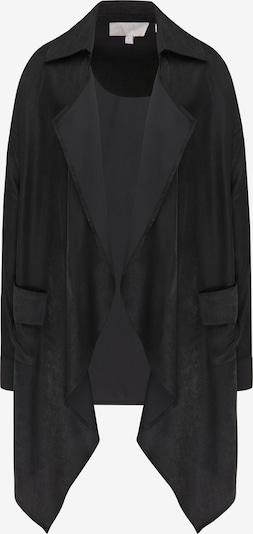 RISA Tussenjas in de kleur Zwart, Productweergave
