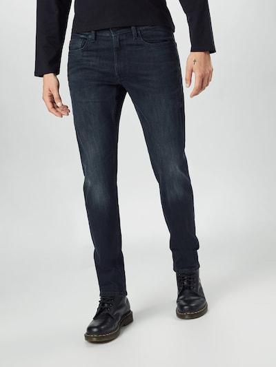 s.Oliver Jeans in grey denim, Modelansicht