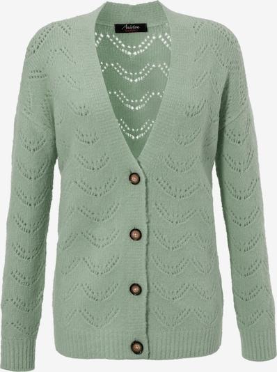 Aniston CASUAL Strickjacke in jade, Produktansicht