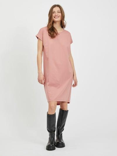 VILA Jurk 'Dreamers' in de kleur Rosé, Modelweergave