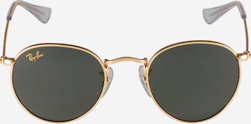 zelts Ray-Ban Saulesbrilles