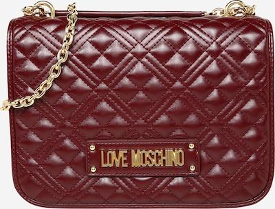 Love Moschino Tasche in weinrot, Produktansicht