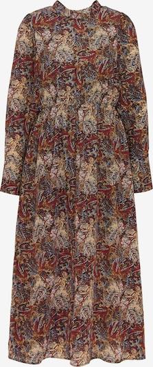 usha FESTIVAL Kleid in beige / braun / gelb / grün, Produktansicht