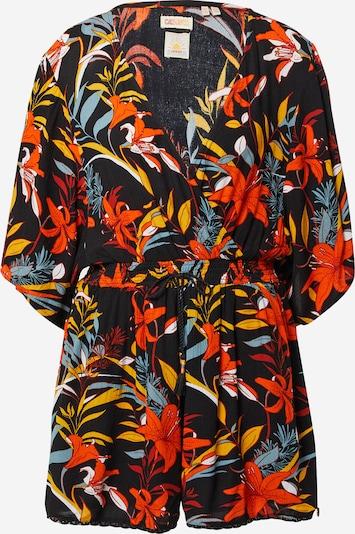 Superdry Jumpsuit 'BEACH' in de kleur Gemengde kleuren / Zwart, Productweergave