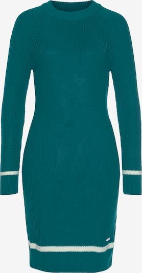 Tom Tailor Polo Team Kleid in dunkelgrün, Produktansicht