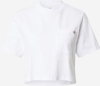 DICKIES Majica 'Porterdale' u bijela, Pregled proizvoda