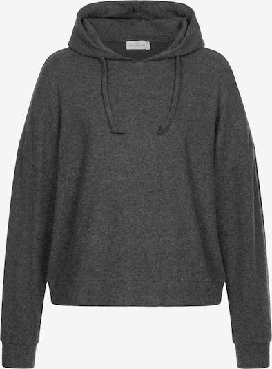 Cotton Candy Sweatshirt 'TAHINA' in Black, Item view