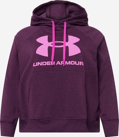 UNDER ARMOUR Athletic Sweatshirt in Purple / Crimson, Item view