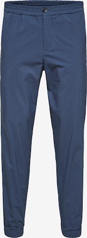SELECTED HOMME Bukse 'Pharo' i blå