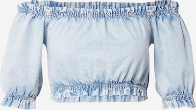 Gina Tricot Shirt 'Boho' in Light blue, Item view