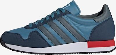 ADIDAS ORIGINALS Zapatillas deportivas bajas 'USA 84' en azul claro / azul oscuro / gris, Vista del producto