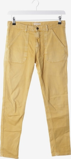 Ba&sh Jeans in 26 in gelb, Produktansicht