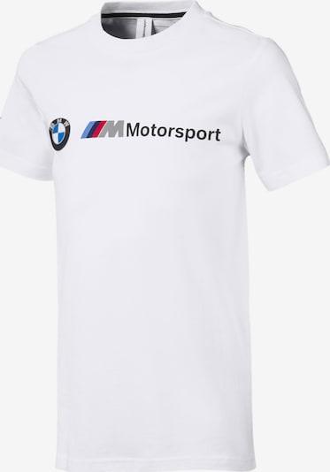 PUMA T-Shirt 'BMW M Motorsport' in weiß, Produktansicht